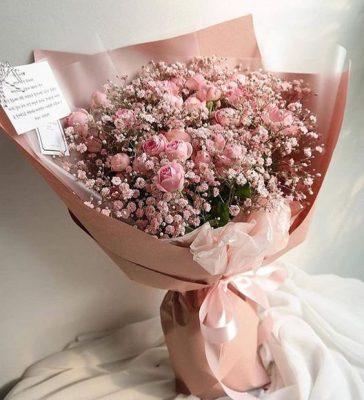 Quà tặng Valentine cho nàng thích hoa hồng